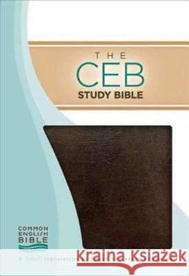 Study Bible-Ceb Common English Bible 9781609260279