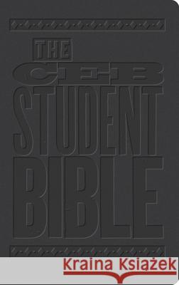 The Ceb Student Bible Black Decotone Elizabeth W. Corrie 9781609262020
