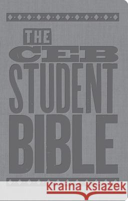 The Ceb Student Bible for United Methodist Confirmation  9781609262037