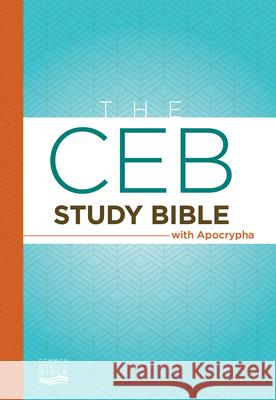 The Ceb Study Bible with Apocrypha Hardcover  9781609262150