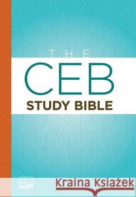 The Ceb Study Bible Hardcover  9781609262167