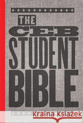 The Ceb Student Bible: United Methodist Confirmation Edition--Hardcover Common English Bible 9781609262211