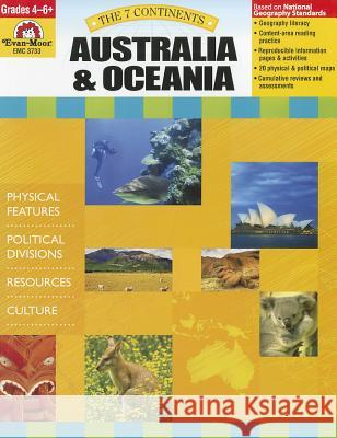 The 7 Continents Australia and Oceania Rachel Lynette Ruth Flanigan Kathy Kopp 9781609631284