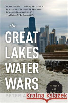 The Great Lakes Water Wars Peter Annin 9781610919920