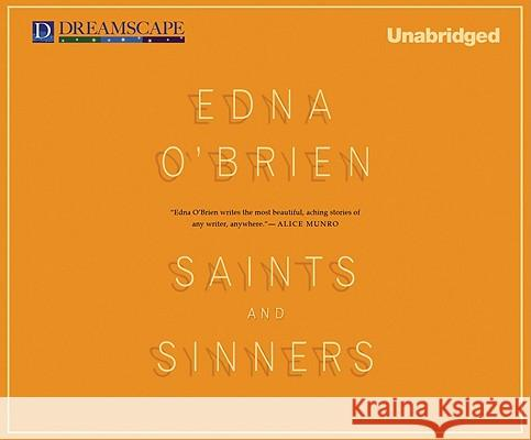 Saints and Sinners - audiobook Edna O'Brien 9781611200645