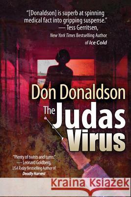 The Judas Virus Don Donaldson 9781611942989