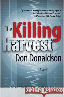 The Killing Harvest Don Donaldson 9781611943788