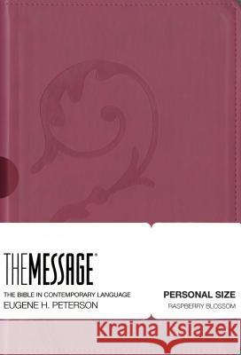 Message-MS-Personal Size Numbered: Bible in Contemporary Lanuage Eugene H. Peterson 9781612914299