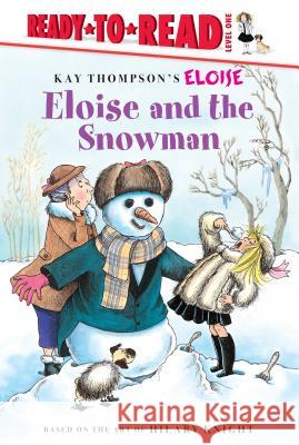 Eloise and the Snowman Lisa McClatchy Tammie Lyon 9781614794028 Spotlight-Leveled Reader