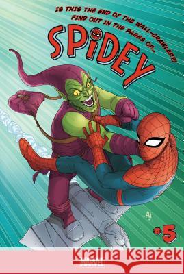 Spidey #5 Robbie Thompson Andre Lima Araujo Jim Campbell 9781614795971