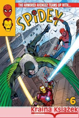 Spidey #6 Robbie Thompson Andre Lima Araujo Jim Campbell 9781614795988