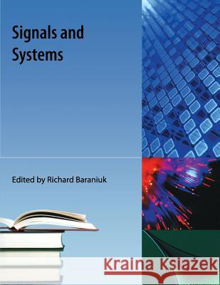 Signals And Systems Richard Baraniuk 9781616100681