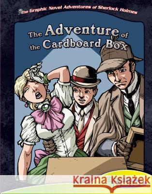 The Adventure of the Cardboard Box Vincent Goodwin 9781616419714 Magic Wagon