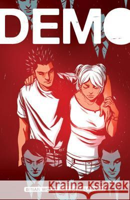 Demo Brian Wood Becky Cloonan 9781616556822 Dark Horse Comics