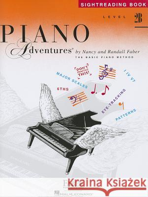 Piano Adventures : Sightreading Book - Level 2B   9781616776398
