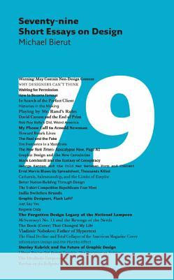 Seventy-Nine Short Essays on Design Michael Bierut 9781616890612