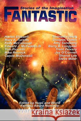 Fantastic Stories of the Imagination Warren Lapine Harlan Ellison Mike Resnick 9781617207877 Wilder Publications