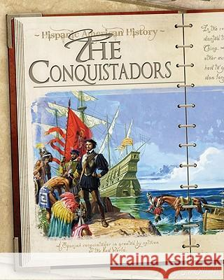 The Conquistadors Jim Ollhoff 9781617830556