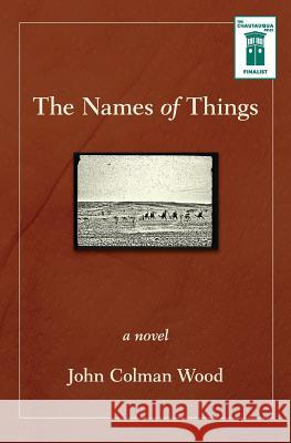 The Names of Things John Colman Wood 9781618220059