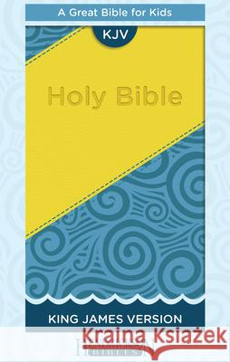 Kids Bible-KJV Hendrickson Bibles 9781619706965