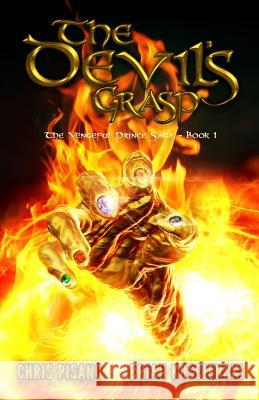 The Devil's Grasp Chris Pisano Brian Koscienski 9781620065662