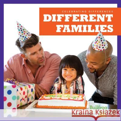 Different Families Rebecca Pettiford 9781620316702
