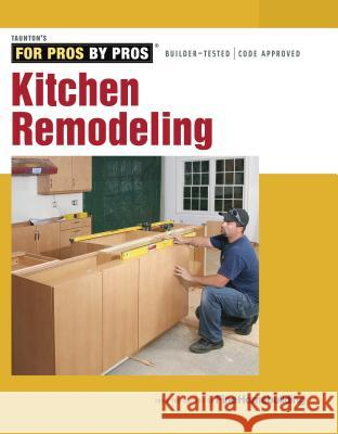 Kitchen Remodeling   9781621138068