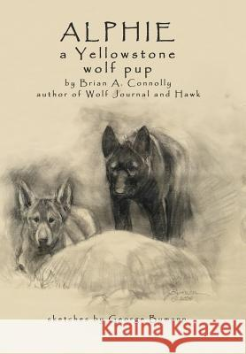 Alphie, a Yellowstone Wolf Pup Brian A. Connolly George Bumann 9781621372011