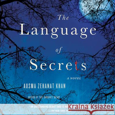 The Language of Secrets - audiobook Ausma Zehanat Khan 9781622317417