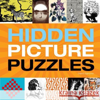 Hidden Picture Puzzles Gianni Sarcone 9781623540388