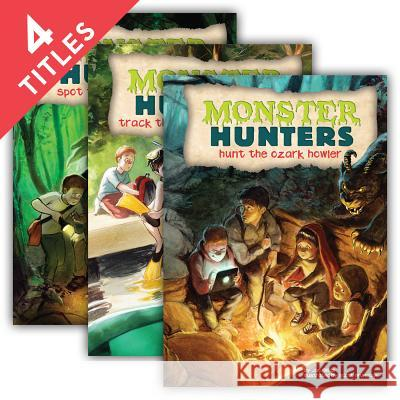 Monster Hunters Set 2 Jan Fields Scott Brundage 9781624021510
