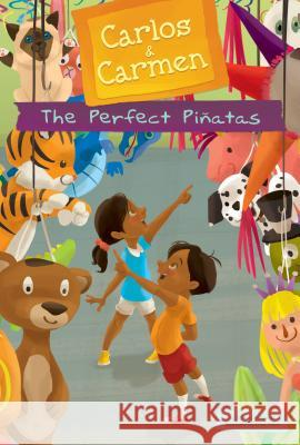The Perfect Pinatas Kirsten McDonald Erika Meza 9781624021831