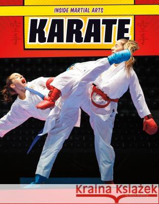 Karate Mark McNulty 9781624036033