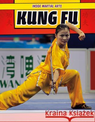 Kung Fu Brian Howell 9781624036040