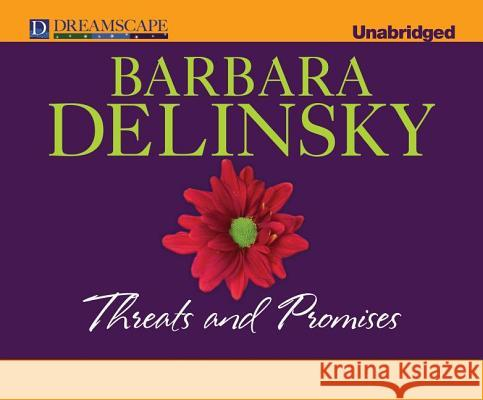Threats and Promises - audiobook Barbara Delinsky Coleen Marlo 9781624065798 Dreamscape Media