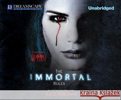 The Immortal Rules - audiobook Julie Kagawa 9781624066054