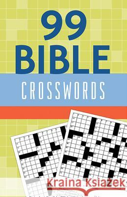 99 Bible Crosswords Barbour Publishing Inc                   Inc Barbou 9781624168734