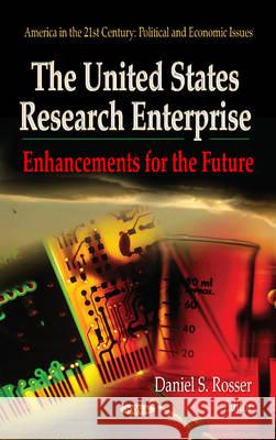 United States Research Enterprise Enhancements for the Future  9781624179167