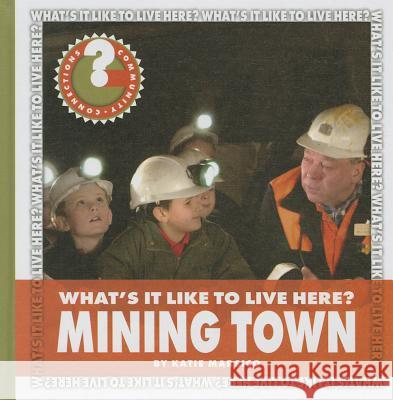 What's It Like to Live Here? Mining Town Katie Marsico 9781624315664