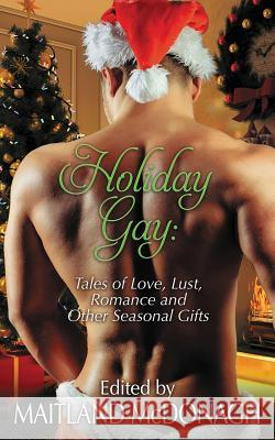 Holiday Gay: Tales of Love, Lust, Romance and Other Seasonal Gifts Maitland McDonagh 9781626014947 Riverdale Avenue Books
