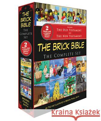 The Brick Bible: The Complete Set : The Complete Set Brendan Powell Smith 9781626361775