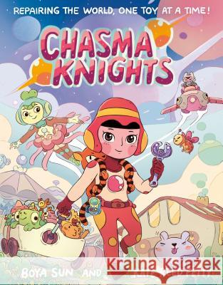 Chasma Knights Boya Sun Kate Reed Petty 9781626726048