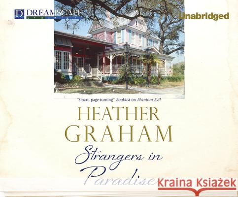Strangers in Paradise - audiobook Heather Graham 9781629235523