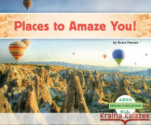 Places to Amaze You! Grace Hansen 9781629707334
