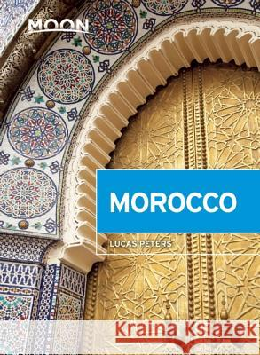 Moon Morocco Lucas Peters 9781631211577