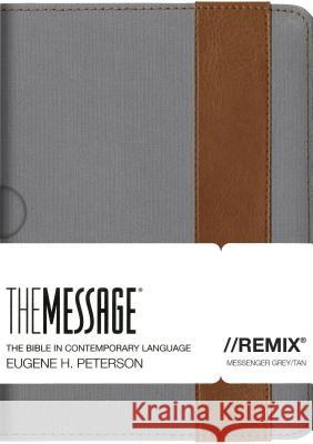 Message Remix-MS: The Bible in Contemporary Language Eugene H. Peterson 9781631465291