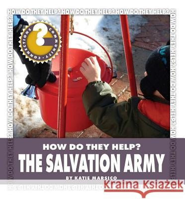 The Salvation Army Katie Marsico 9781631880728