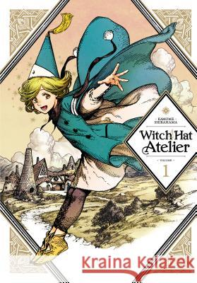 Witch Hat Atelier 1 Kamome Shirahama 9781632367709