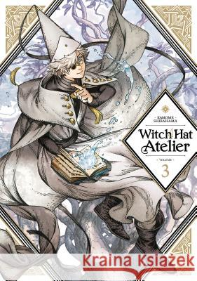 Witch Hat Atelier 3 Kamome Shirahama 9781632368058