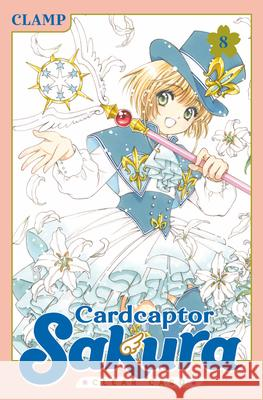 Cardcaptor Sakura: Clear Card 8 Clamp 9781632369062